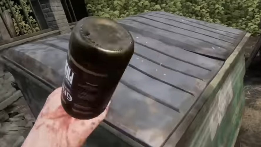 A bottle can be an impromptu tool of self-defense when your back is to the wall.